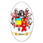Butler (Ormonde) Sticker (Oval 50 pk)