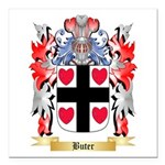 Buter Square Car Magnet 3