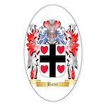 Buter Sticker (Oval 50 pk)