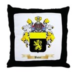 Buter 2 Throw Pillow