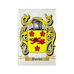 Butcher Rectangle Magnet (10 pack)