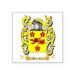 Butcher Square Sticker 3