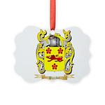 Butcher Picture Ornament