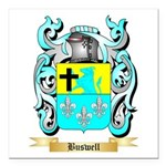 Buswell Square Car Magnet 3