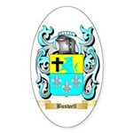 Buswell Sticker (Oval 50 pk)