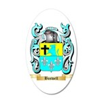 Buswell 20x12 Oval Wall Decal