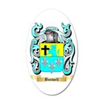 Buswell 35x21 Oval Wall Decal