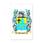 Buswell 20x12 Wall Decal