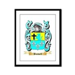 Buswell Framed Panel Print