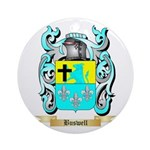 Buswell Ornament (Round)