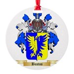 Bustos Round Ornament