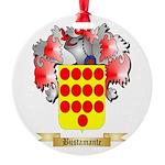 Bustamante Round Ornament