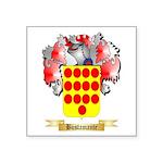 Bustamante Square Sticker 3