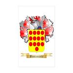Bustamante Sticker (Rectangle 50 pk)