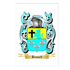 Bussell Postcards (Package of 8)