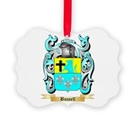 Bussell Picture Ornament