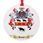 Busse Round Ornament