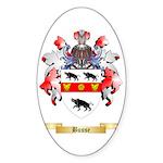 Busse Sticker (Oval 50 pk)
