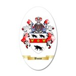 Busse 20x12 Oval Wall Decal