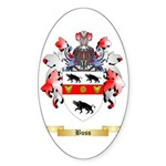 Buss Sticker (Oval)