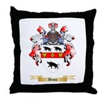 Buss Throw Pillow
