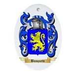 Busquets Ornament (Oval)