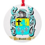 Bushill Round Ornament