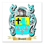 Bushill Square Car Magnet 3