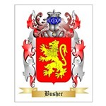 Busher Small Poster