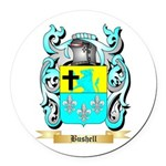 Bushell Round Car Magnet