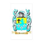 Bushell Sticker (Rectangle 50 pk)