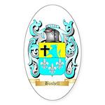 Bushell Sticker (Oval 10 pk)