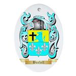 Bushell Ornament (Oval)