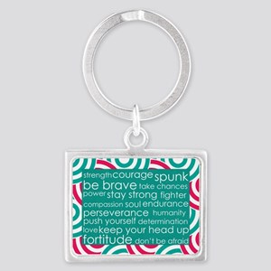 Stay Strong Keychains