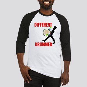 DIFFERENT DRUMMER Baseball Jersey