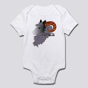 Whimsical Aries Infant Bodysuit