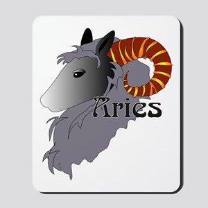 Whimsical Aries Mousepad