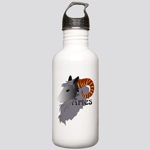 Whimsical Aries Stainless Water Bottle 1.0L