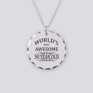 World's Most Awesome 90 Year Old Necklace Circle C