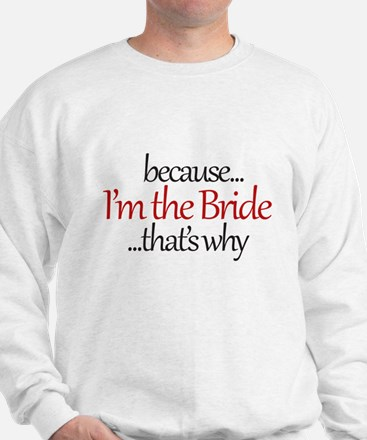I'm the BRIDE that's why Jumper