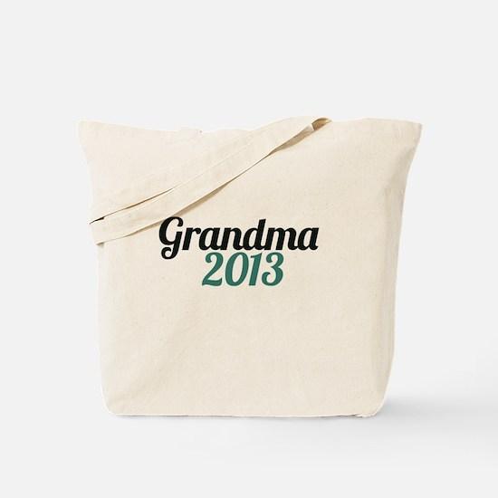Grandma 2013 Tote Bag
