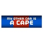 My other car is a CAPE Bumper Sticker