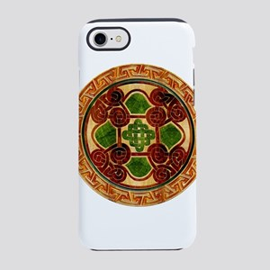 Harvest Moons Celtic Mandala iPhone 7 Tough Case
