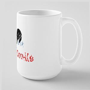 Cock-a-Doodle Large Mug