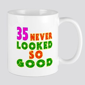 35 Birthday Designs Mug
