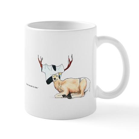 Daryl the Deer Mug