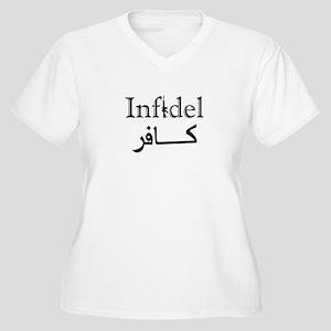 Infidel Plus Size T-Shirt