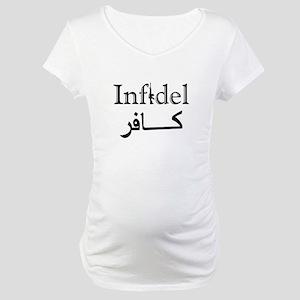 Infidel Maternity T-Shirt