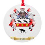 Bush Round Ornament