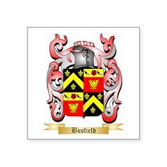 Busfield Square Sticker 3